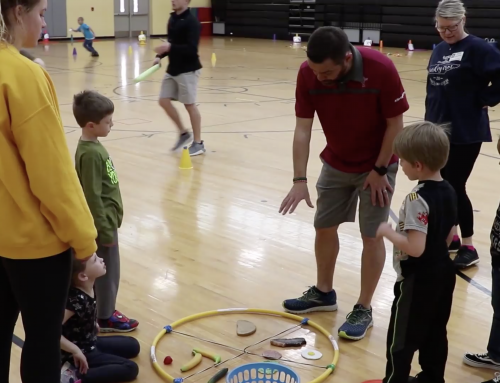 SPARKing a Connection with Parents through Physical Education
