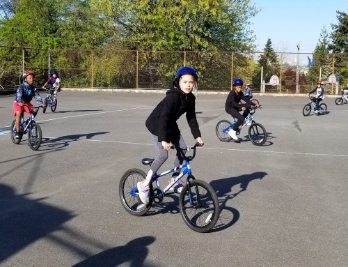 """Finding the """"SPARK"""" in Active Transportation!"""