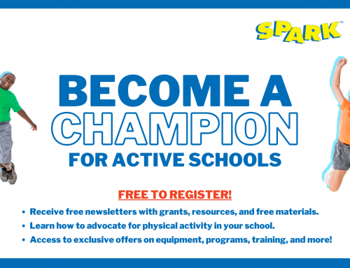 Join the Movement and Become an Active Schools Champion!